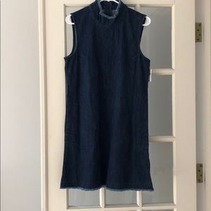 Denim dress by Gap, sz M